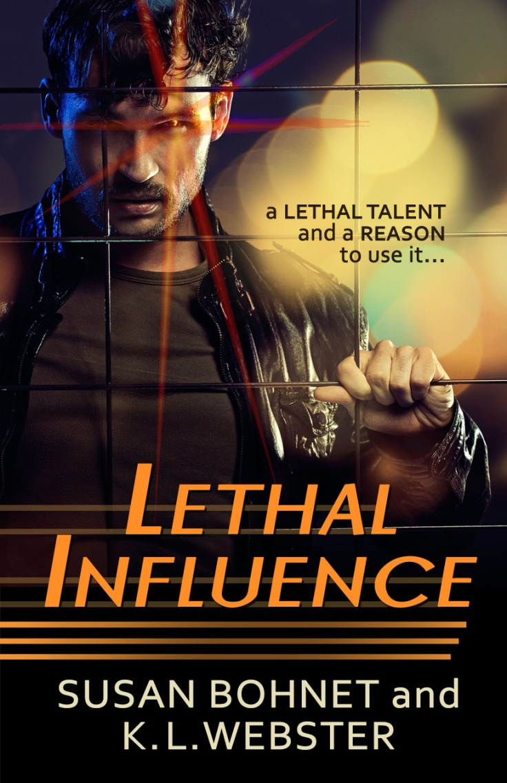 Lethal Influence e-book cover
